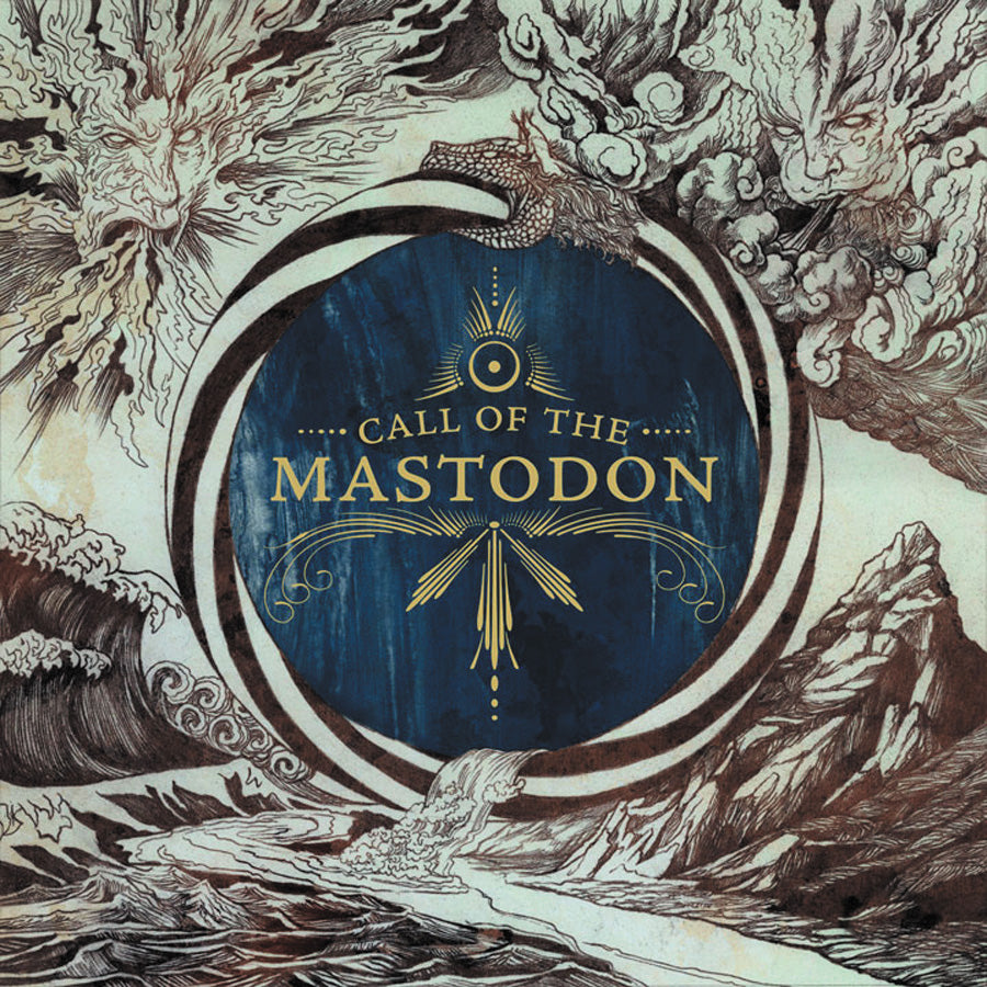 "Mastodon ""Call of the Mastodon"" LP"