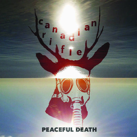 "Canadian Rifle ""Peaceful Death"" LP"
