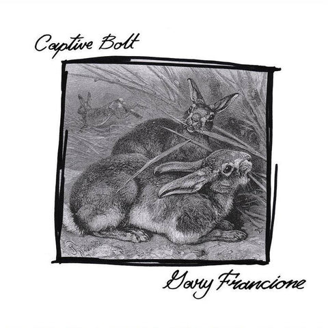 Captive Bolt / Gary Francione - split 7""