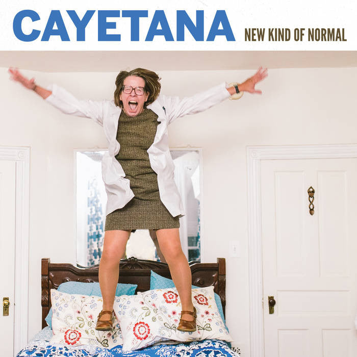 "Cayetana ""New Kind of Normal"" TAPE"