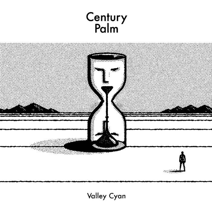 "Century Palm ""Valley Cyan"" 7"" - Dead Tank Records"