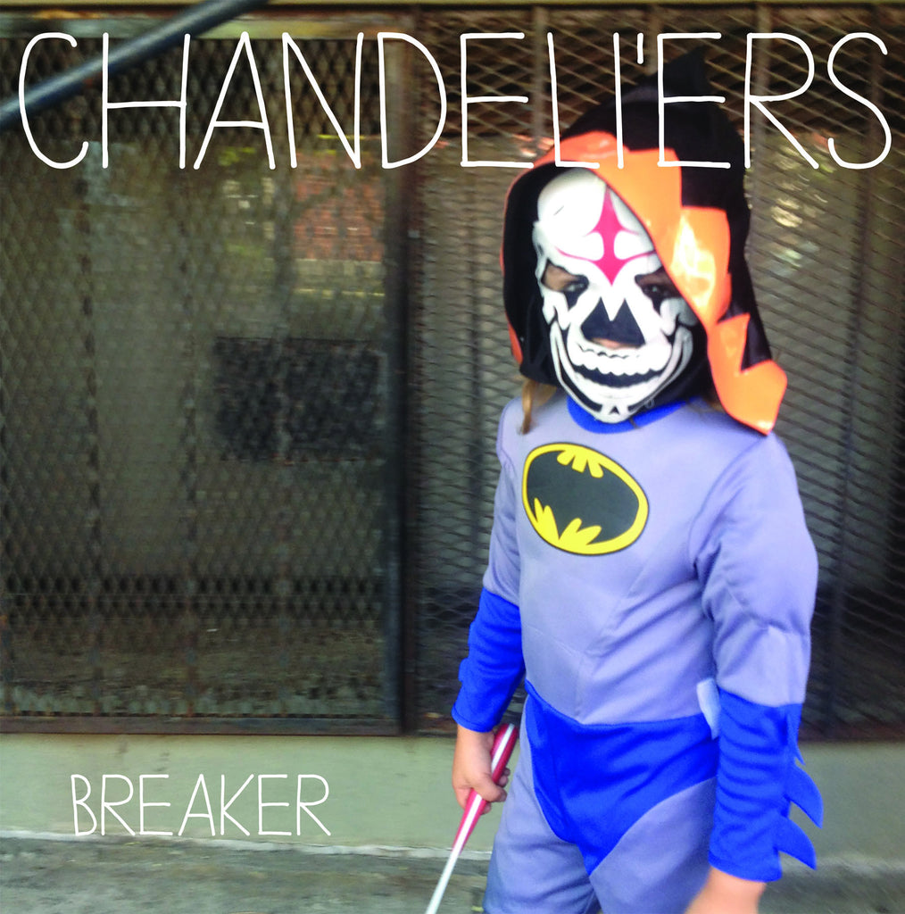 "Chandeliers ""Breaker"" LP - Dead Tank Records"