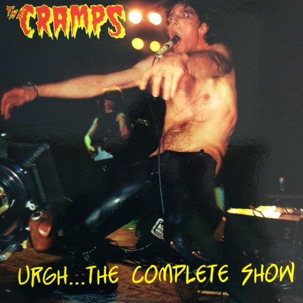 "Cramps, The ""Urgh... The Complete Show"" (pink vinyl) LP"
