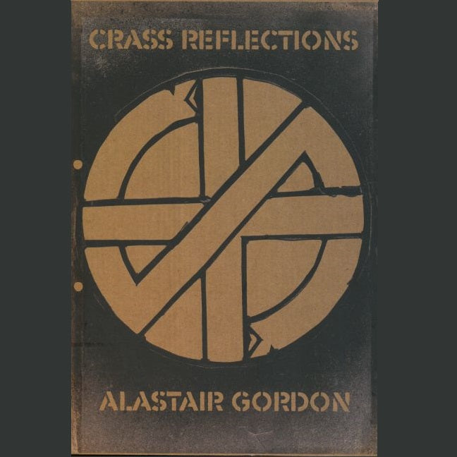 Crass Reflections - Book