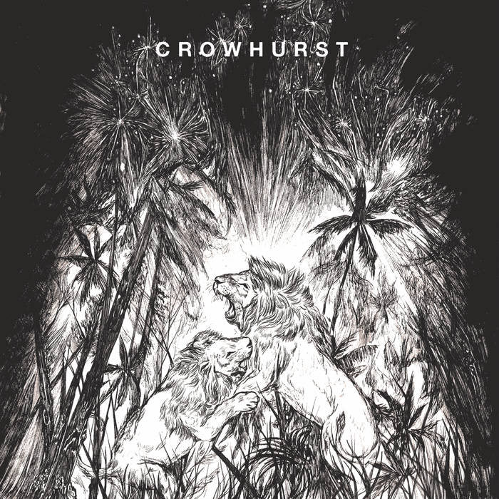 "Crowhurst ""II"" LP - Dead Tank Records"