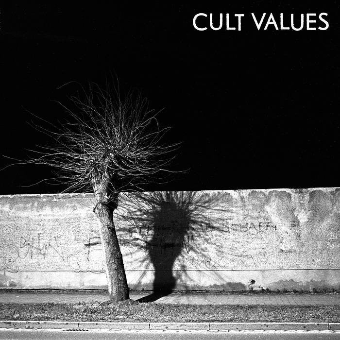 "Cult Values ""s/t"" LP - Dead Tank Records"