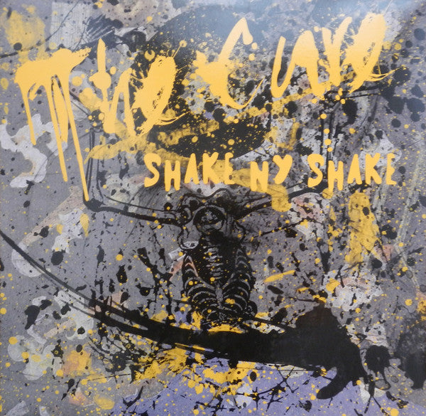"Cure, The ""Shake NY Shake"" LP"