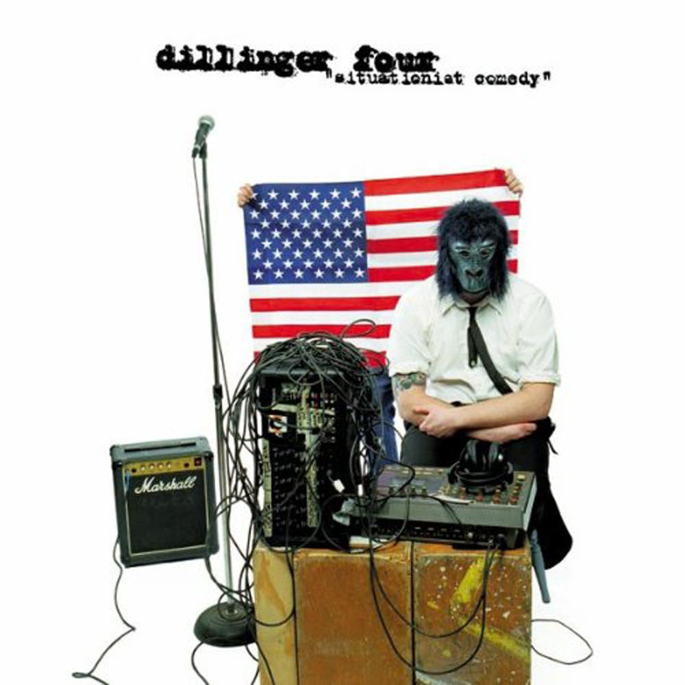 "Dillinger Four ""Situationist Comedy"" LP - Dead Tank Records"