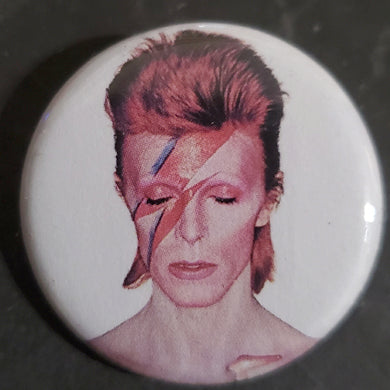 "David Bowie - 1.25"" Button"