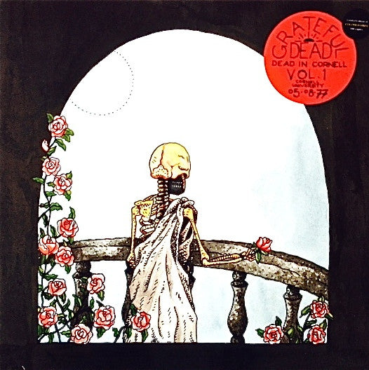 "Grateful Dead ""Dead in Cornell Vol. 1"" 2xLP - Dead Tank Records"