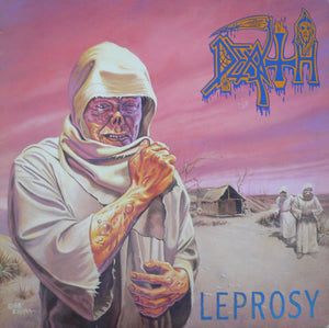 "Death ""Leprosy"" LP - Dead Tank Records"