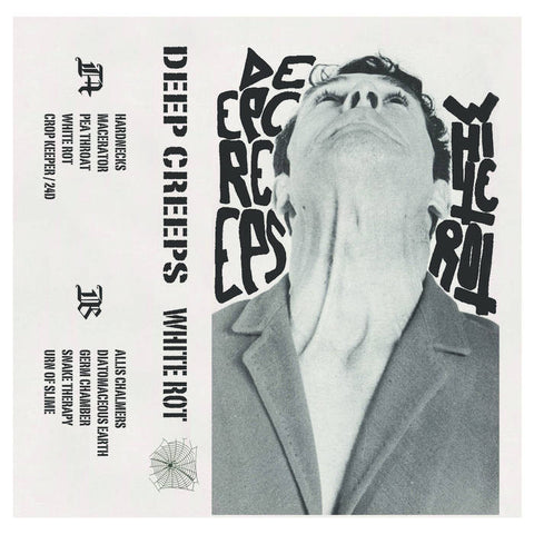 "Deep Creeps ""White Rot"" Tape"