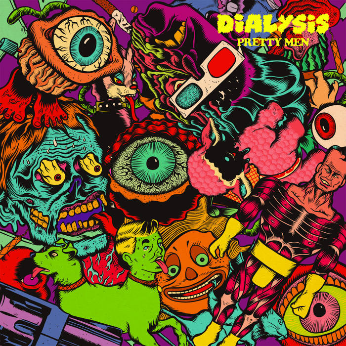 "Dialysis ""Pretty Men"" LP"