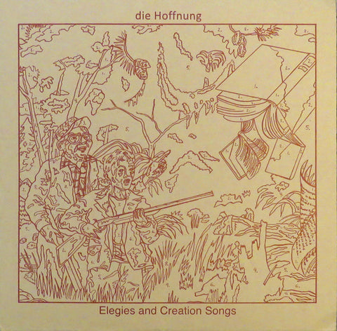 "Die Hoffnung ""Elegies and Creation Songs"" LP"