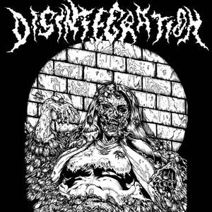 "Disintegration ""Cruel Slaughter"" TAPE"