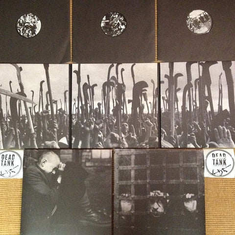 "Thou ""Ceremonies of Humiliation"" Collection 180g 3xLP - Dead Tank Records - 2"