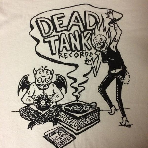 "Dead Tank Records ""Monsters"" Shirt"