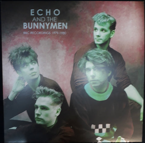"Echo and The Bunnymen ‎""BBC Recordings 1979-1980"" LP"