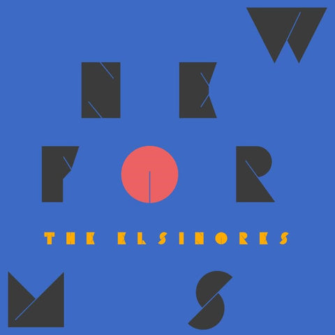 "Elsinores, The ""New Forms"" LP - Dead Tank Records"