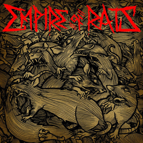 "Empire of Rats ""s/t"" LP"