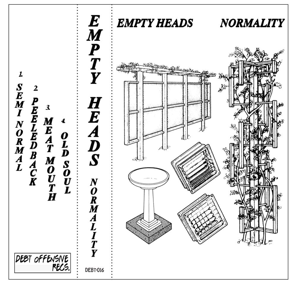 "Empty Heads ""Normality"" Tape"
