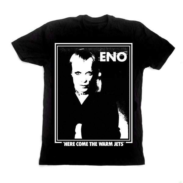 "Eno ""Here Come the Warm Jets"" Shirt"