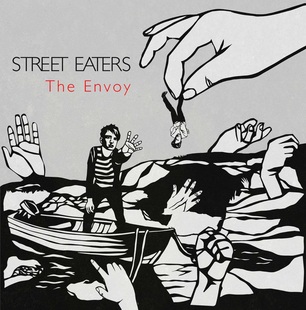 "Street Eaters ""The Envoy"" LP"