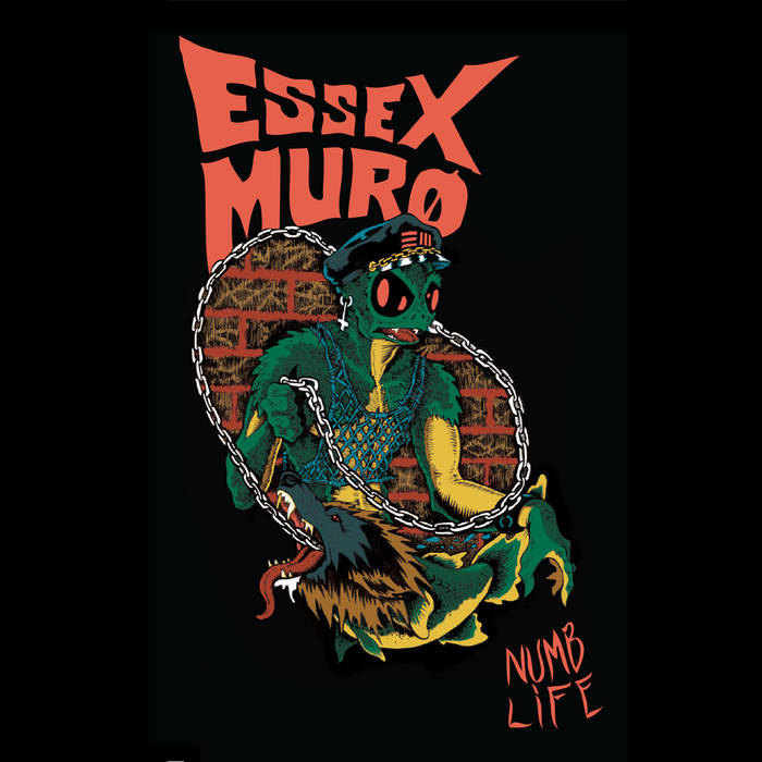 "Essex Muro ""Numb Life"" TAPE"
