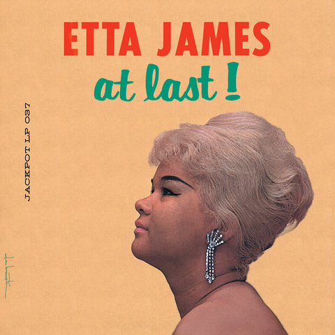 "Etta James ""At Last1"" LP"