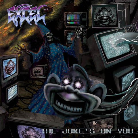 "Excel ""The Jokes on You"" LP"