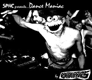 "Exit Hippies ""Dance Maniac"" LP"