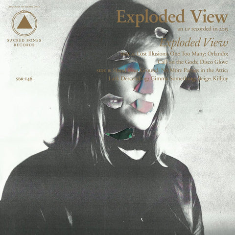 "Exploded View ""s/t"" LP"