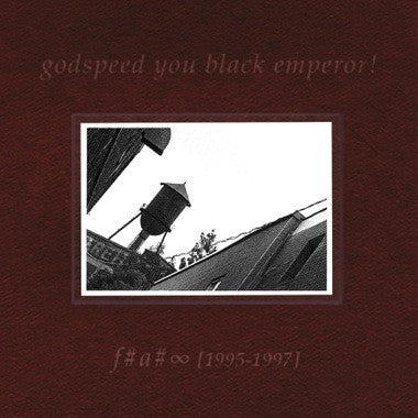 "Godspeed You Black Emperor ""F#A#"" LP - Dead Tank Records"