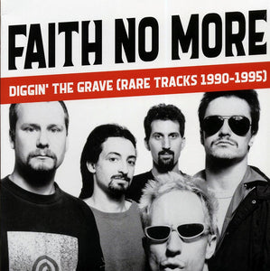 "Faith No More ""Diggin' The Grave: Rare Tracks 1990-1995"" LP"