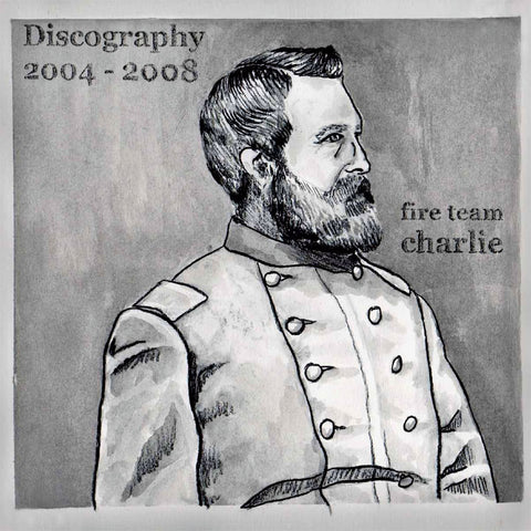 "Fire Team Charlie ""Discography"" CD+2xLP"