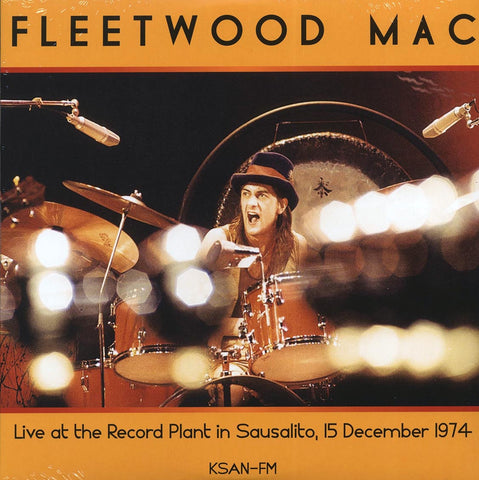 "Fleetwood Mac ""Live At The Record Plant, Sausalito, 15 December 1974"" LP"