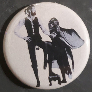 "Fleetwood Mac - 1.25"" Button"