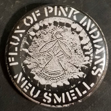 "Flux of Pink Indians - 1.25"" Button"