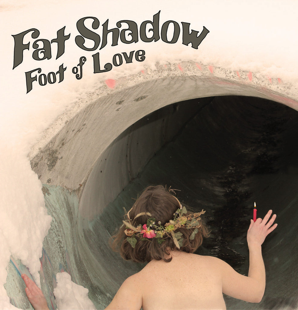 "Fat Shadow ""Foot of Love"" TAPE - Dead Tank Records"