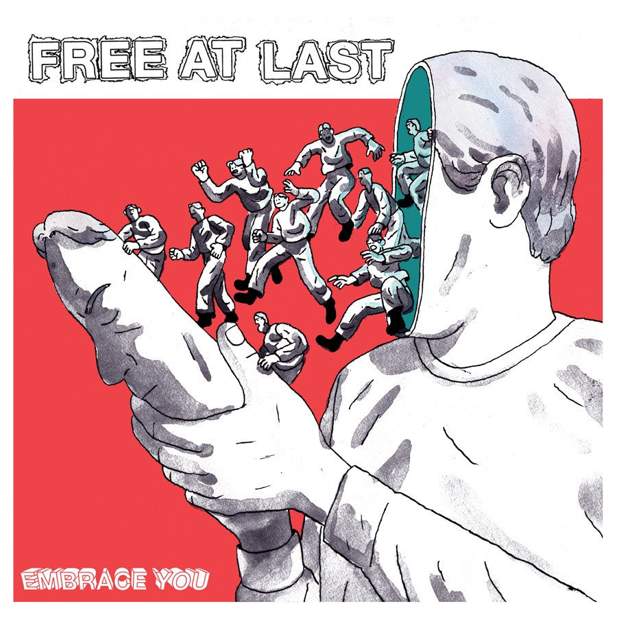 "Free at Last ""Embrace You"" LP - Dead Tank Records"