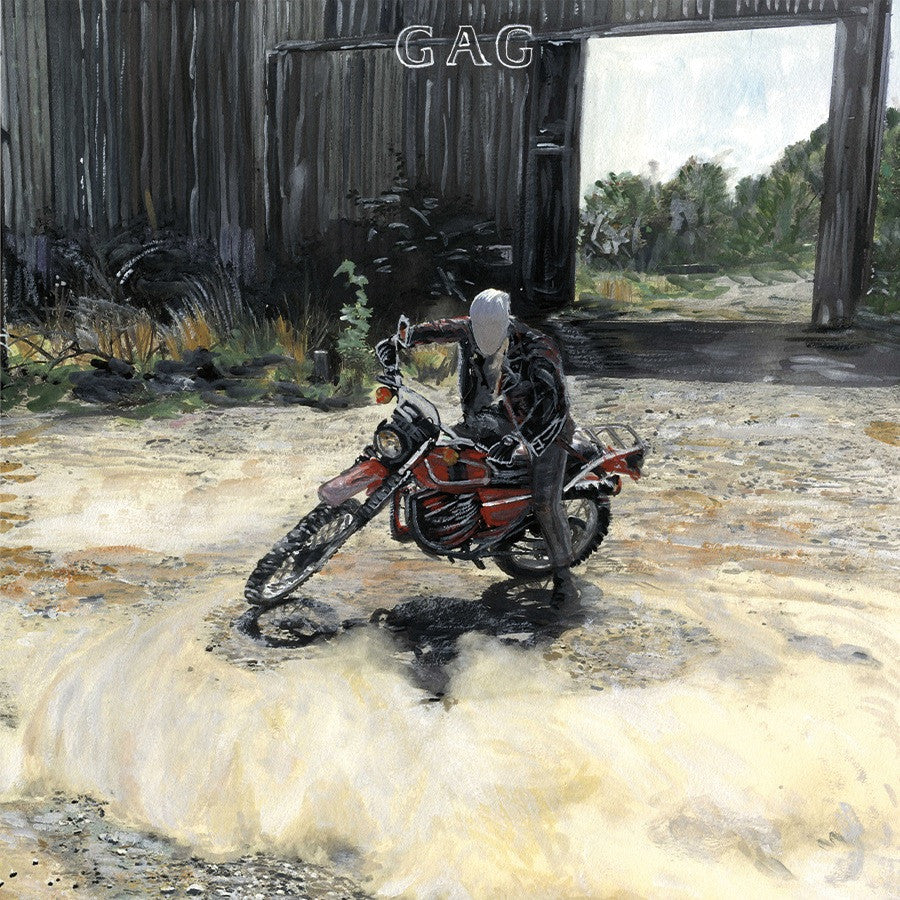 "Gag ""America's Greatest Band"" LP - Dead Tank Records"