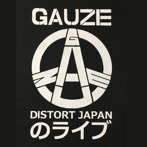 "Gauze ""Distort Japan"" - Shirt"