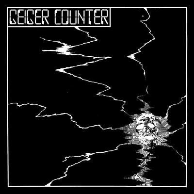 "Geiger Counter ""S/T"" LP"