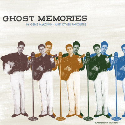 "V/A ""Ghost Memories"" LP - Dead Tank Records"
