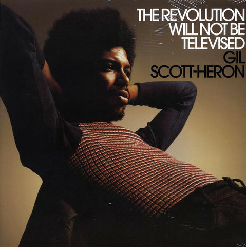 "Gil Scott-Heron ""The Revolution Will Not Be Televised"" LP"