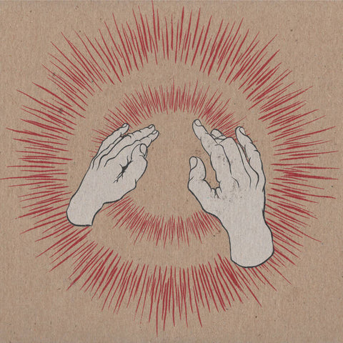 "Godspeed You Black Emperor ""Lift Your Skinny Fists Like Antennas To Heaven"" 2xLP"