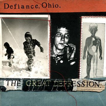 "Defiance Ohio ""The Great Depression"" LP - Dead Tank Records"