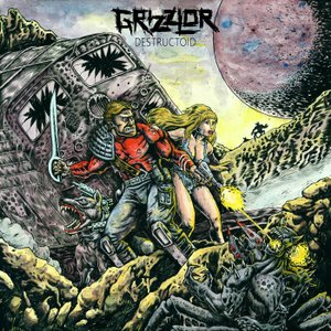 "Grizzlor ""Destructoid"" LP"