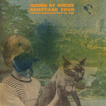 "Guided By Voices ""Suitcase 4: Captain Kangaroo Won The War"" LP - Dead Tank Records"