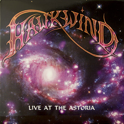"Hawkwind ""Live at the Astoria"" 2xLP - Dead Tank Records"